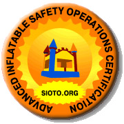 Visit Safe Inflatable Operators Training Organization website